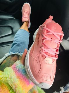 """new products 59daf df4b6 Nike M2K Tekno x KylieBoon """"ROSE GOLD"""""""