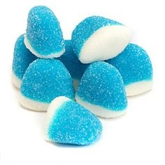 Blue Raspberry Pufflettes