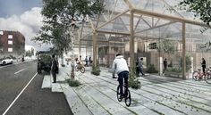 Gallery of Agro Food Park Expansion in Denmark to Combine Urbanity and…