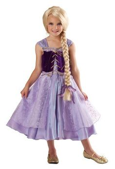 Tower Princess Child Costume Size X-Small (6) by Princess Paradise. $49.99. Includes dress. Does not include costume or other accessories.. Save 15%!
