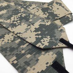 Desert Camouflage Wrist Wraps