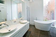 22 Neat Contemporary White Bathroom Vanity