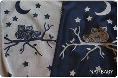 Second Quality Natibaby Owls (Silk Blend)
