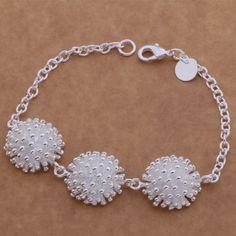 SL-AH081 Wholesale silver plating bracelet, 925 stamped silver fashion jewelry fireworks /berajvya adqaiuxa #Affiliate