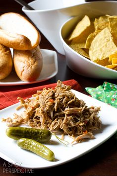Sweet Chili Pulled Pork