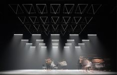 D&AD Awards 2018 Set & Stage Design Yellow Pencil Winner from Ben Cullen Williams United Kingdom.