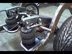 Auto Repair Tips That Keep You Driving Mini Trucks, Cool Trucks, Cool Cars, Cantilever Suspension, Suspension Design, Rat Rod Build, Trailer Suspension, Air Ride, Buggy