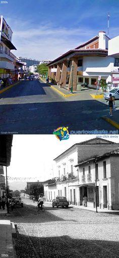 Historical Puerto Vallarta photos: