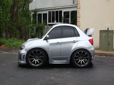 Jason Esposito | Mini Cars | Subaru WRX