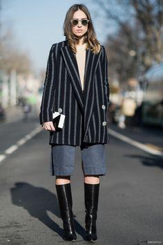 STREET STYLE Paris Fashion Week #PFW