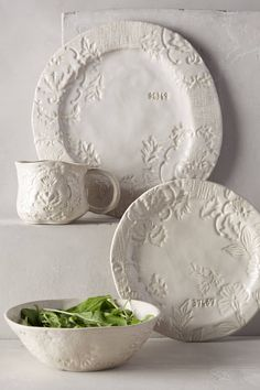 Forest Walk Side Plate - anthropologie.com