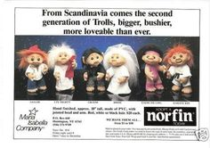 Norfin ad