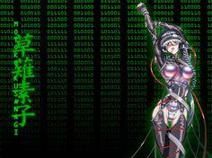 Ghost in the shell (manga y anime japonés) by Shiro Masamune Masamune Shirow, Motoko Kusanagi, Cool Anime Girl, Anime Girls, Hp Spectre, Ghost In The Machine, Ghost In The Shell, Manga Anime, Sci Fi