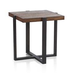 bluestone square coffee table | crates, barrels and coffee