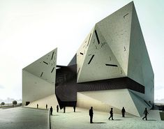 Cool triangular based architecture
