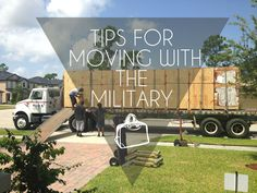 We Took the Road Less Traveled: Tips for Moving with the Military: Things I Wish I'd Known My First PCS