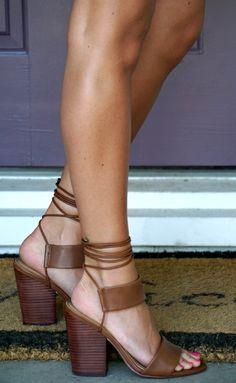 Stitch Fix Splendid Kenya Lace Up Heel