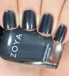 Zoya Geneviev | Fall 2014 Entice Collection | Peachy Polish