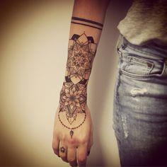 Photo de tatouage: Mandala categorie Style Divers Graphic/Imagination/
