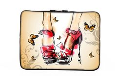 Nice Designs 13 13.3 inch Neoprene Laptop Case Notebook Bag Pouch Cover Sleeve