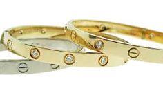 cartier love bracelets  - http://aaatopwatch.com/cartier-love-bracelets-c-45/