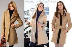 C какими фасонами пальто носят ботильоны
