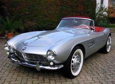 The BMW 507 is a roadster produced by BMW from 1956 to 1959. Initially intended to be exported to the United States at a rate of thousands per year, it ended up being too expensive, resulting in a total production figure of 252 cars and heavy losses for BMW.