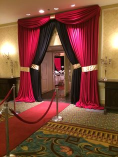 Red Carpet Prom Theme with proportions 2448 X 3264