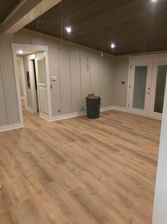 LifeProof Trail Oak in. L Luxury Vinyl Plank Flooring sq. / – The Home Depot – Cheryl Pierce Ritchie Home Depot Flooring, Basement Flooring, Basement Remodeling, Kitchen Flooring, Basement Ideas, Oak Flooring, Basement Storage, Flooring Ideas, Luxury Vinyl Flooring