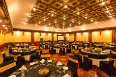 The Casino Hotel has long been one of the city's favourite conference and banqueting venues, which, happily for a harried organiser, means that we have the experience needed to attend to the smallest details. The Durbar Hall accommodates up to 350 people in gracious style