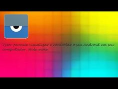 Vysor Beta Como Configurar o Android Para Ser Espelhado no PC ♡ ♥