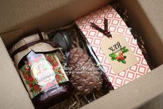 """Набор подарков """"Новогоднее чаепитие"""""""