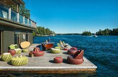 die 10 besten bilder von dedon bei leptien 3 au enm bel balkon und outdoor m bel. Black Bedroom Furniture Sets. Home Design Ideas