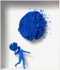 「Yves Klein」