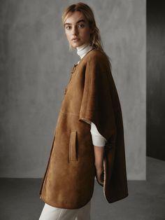 pinterest casacos e pelerine com molde ile ilgili görsel