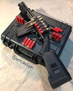 2,898 отметок «Нравится», 15 комментариев — Guns club (@gunsclub.4u) в Instagram: «✔️Via @weapons.4u Thoughts on this sick Shotty?  DOUBLE TAP!! • • • • • • #glock19 #edccommunity…»