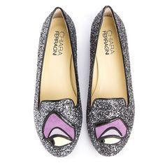 These Maleficent-Inspired Shoes Have Their Eyes On You
