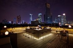 KARTEL (SHANGHAI) ROOFTOP BAR CHINA