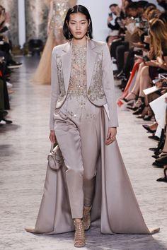 Elie Saab Haute Couture Spring/Summer 2017 HAUTE COUTURE Fashion Show