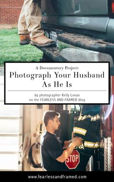Photograph Your Husband As He Is - A Documentary Project