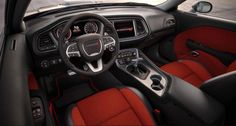 2018 Dodge Demon - Styling Cabin and Interior