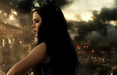 Eva Green as Artemisia in Rise of an Empire Eva Green, Joanna Of Castile, Eleanor Of Aquitaine, Catherine Of Aragon, Bad Life, Penny Dreadful, Gifs, Girl Meets World, Aesthetic Gif