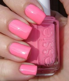 Essie - Knockout Pout #nails