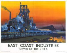 poster. Mason, Frank Henry; London and North Eastern Railway; Jordison and Company Limited.16