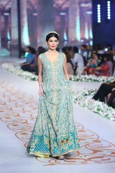 Tabbasum Mughal collection at PBCW2014 day 3.