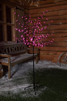 noma 24 outdoor battery operated led christmas lights. pink cherry blossom twinkle outdoor light | noma lighting christmas 2016 www.noma. noma 24 battery operated led lights l
