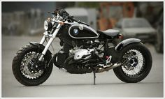 Didn't know BMW made motorcycles, but me likey :] how does this look go under the radar