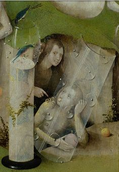 Bosch, Hieronymus - The Garden of Earthly Delights, central panel (detail)