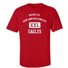 Saint John The Evangelist School - Wasco, CA | Men's T-Shirts Start at $21.97