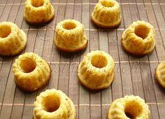 Kurze´s Köstlichkeiten: Mini-Gugls Apfel-Zitrone